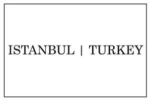 ISTANBUL TURKEY BUTTON